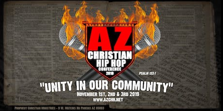 Arizona Christian Hip Hop Conference tickets