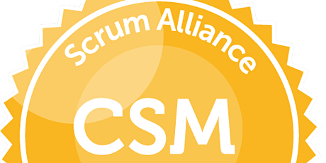 Certified Scrum Master® tickets