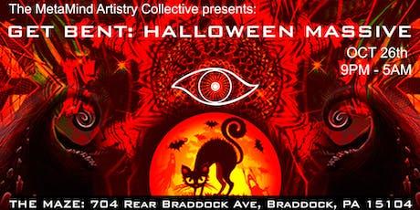 Get Bent: Halloween Massive tickets