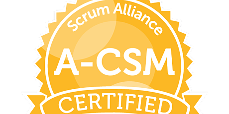 Advanced Certified Scrum Master® tickets