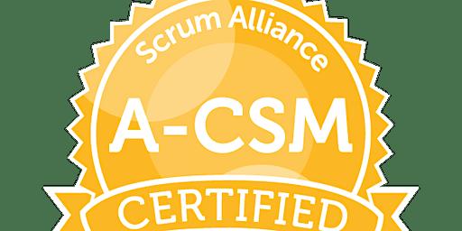 Advanced Certified Scrum Master®