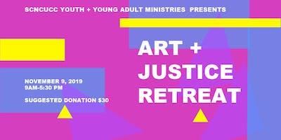 YAYA Art and Justice Retreat