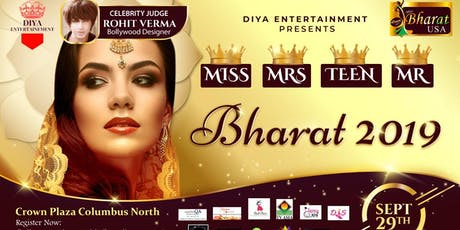 Miss Bharat Ohio 2019 tickets