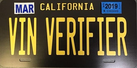 Verification Agent 101 Orange County tickets