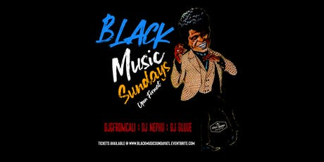 We Are Dope ATL presents Black Music Sunday at Pals Lounge tickets