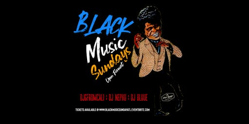 We Are Dope ATL presents Black Music Sunday at Pals Lounge