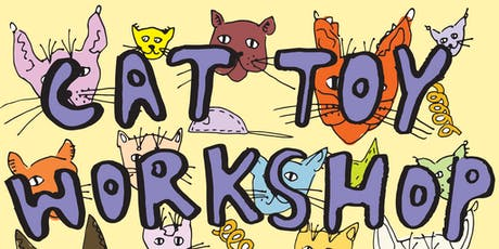 Cat Toy Workshop tickets