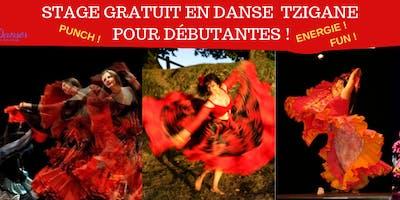 Stage Offert en Danse Tzigane des Balkans !
