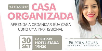 Workshop Casa Organizada