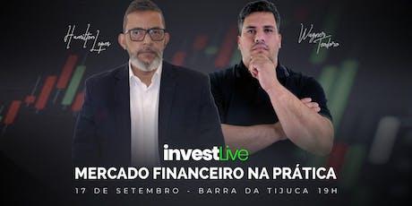 INVEST LIVE - VIPs Rodrigo Monteiro ingressos