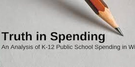 Truth in Spending: An analysis of K-12 Public School Spending tickets