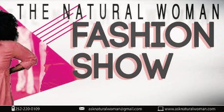 Natural Woman Fashion Show tickets