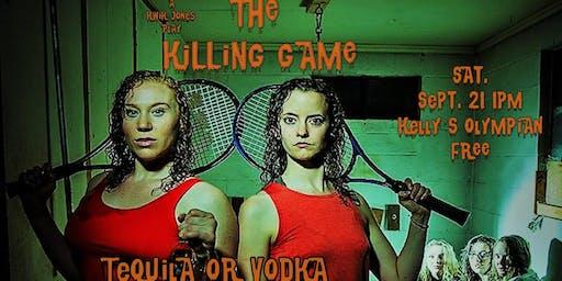 "A Kwik Jones Play ""The Killing Game"""
