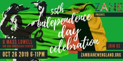 55th Zambia Independence Day Celebration