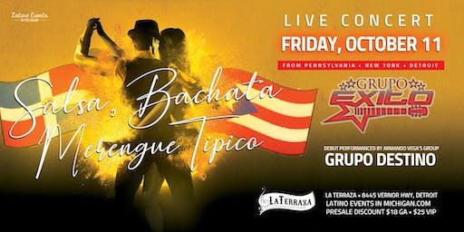 Eventos De Salsa Dancing En Detroit Estados Unidos Eventbrite
