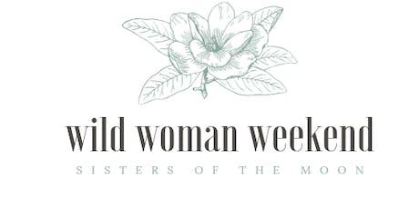 Wild Woman Weekend - Deposit tickets