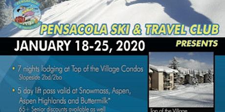 AspenSnowmass Ski Trip tickets