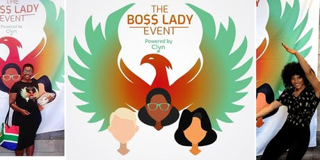THE BOSS LADY EVENT 2020 tickets
