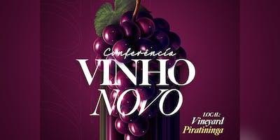 Conferência Vinho Novo