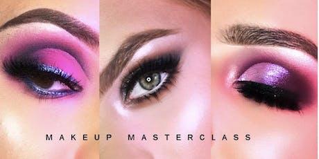 Makeup Masterclass - Claire Boshell Makeup tickets