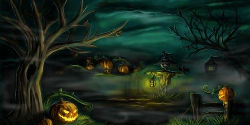 Riverside's Amazing Boo's and Brew Halloween Scavenger Hunt/Crawl