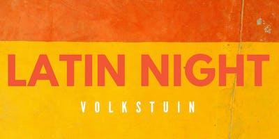 Latin Night at Volkstuin