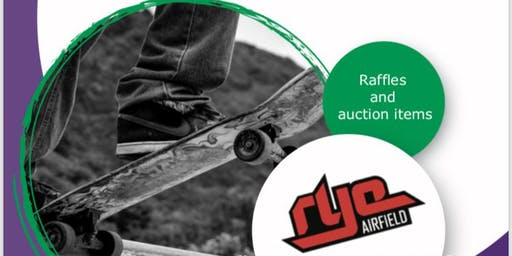 Stratham Skatepark Fundraiser at Rye Airfield Skate & Bike Park
