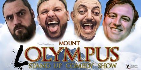 Mount Lolympus Comedy Night at Grilla, Hardman St tickets
