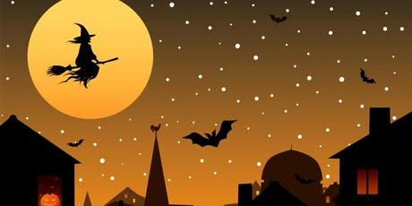 JAX - Riversides Amazing KIDS Halloween Scavenger Hunt tickets