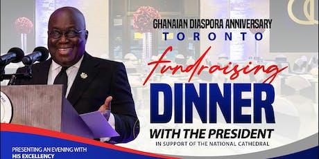 GHANAIAN DIASPORA ANNIVERSARY GALA tickets