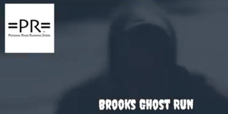 The Ghost Run powered by Brooks tickets