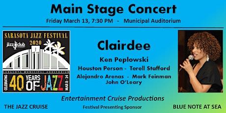 2020 Sarasota Jazz Festival  -  Friday Main Stage Concert tickets