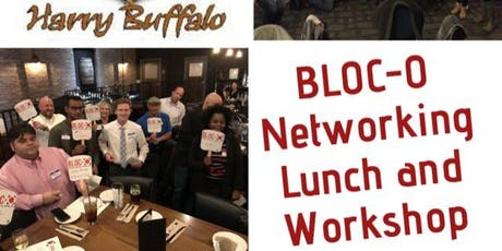 BLOC-O Networking Lunch  tickets