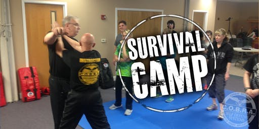 C.O.B.R.A. 1 Day Survival Camp #23
