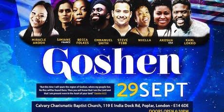 Ahava Experience - GOSHEN tickets
