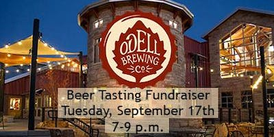 Beer Tasting Fundraiser with Odell Brewing