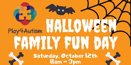 HALLOWEEN FAMILY FUN DAY tickets