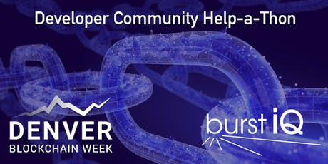 BurstIQ Developer Community Help-a-Thon tickets