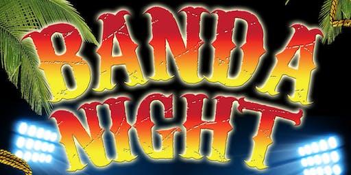 BANDA NIGHT W/ LOS SHAKAS DE LA BANDA | San Jose, CA | YEEVENTS