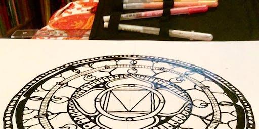 Mandala Painting & Meditation Workshop