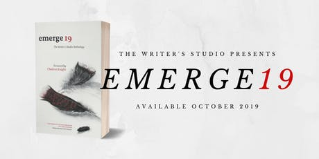 Emerge19 Anthology Launch Party tickets