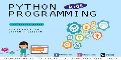 Python Workshop (for Children) tickets