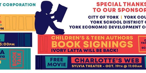 2nd Annual Yorkville Literary Festival