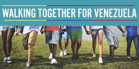 Walking Together With Venezuela: A Discussion tickets