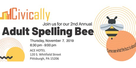 Civically's 2nd Annual Adult Spelling Bee! tickets