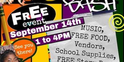 Free Back to School Community Bash