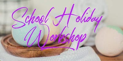 Kids Potions And Bath Bomb Workshop