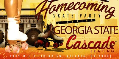 GSU HOMECOMING SKATE NIGHT