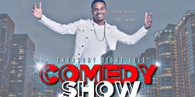 Thursday Night Live Comedy show
