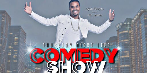 Thursday Night Live Comedy show